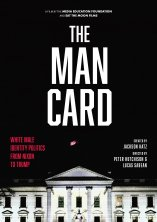 """Official poster for """"The Man Card."""" Courtesy of Media Education Foundation."""